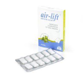 Air-Lift žvečilni gumiji proti zadahu