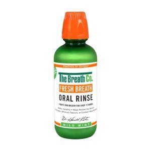 TheBreathCo ustna voda za nevtralizacijo zadaha
