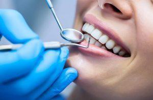 Slab zadah - pregled pri zobozdravniku
