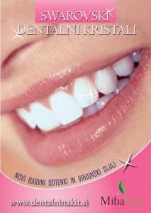 Katalog Swarovski dentalnih kristalov