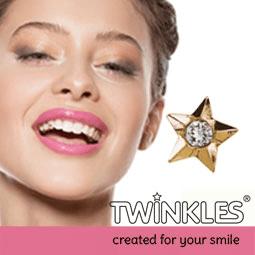 Dentalni nakit Twinkles
